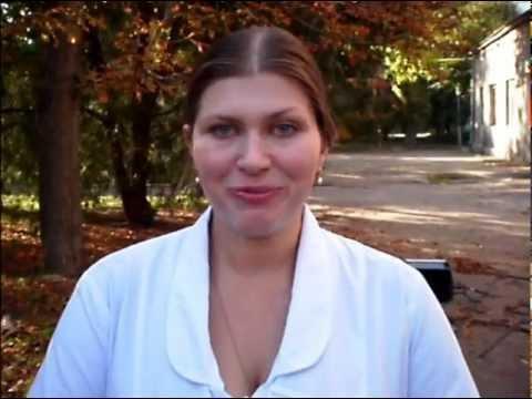 Одесса. Интервью с Екатериной Порубель.wmv