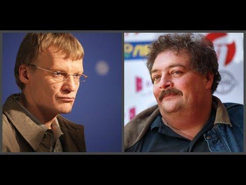 Дмитрий Быков и Алексей Серебряков Разговор двух умных людей