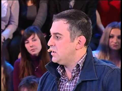 Гарик Мартиросян в программе «Сто вопросов к взрослому».
