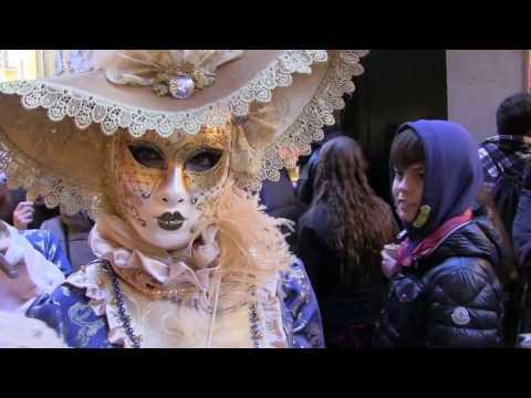 Венеция карнавал 2017