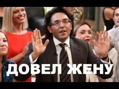 """Жена Малахова заплакала в студии """"Прямого эфира""""!"""