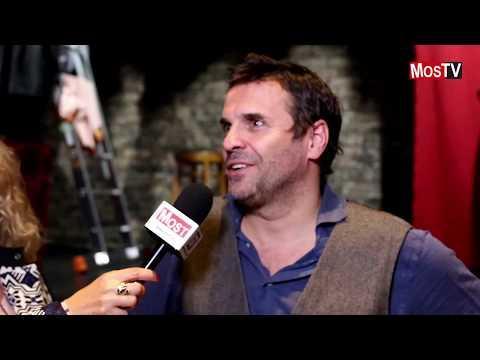 Интервью журнала и МОСТ ТВ с артистом театра и кино Сергеем Астаховым