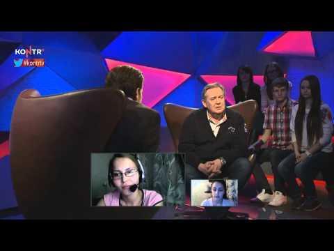 Минаев Live - Юрий Стоянов 14/03/13