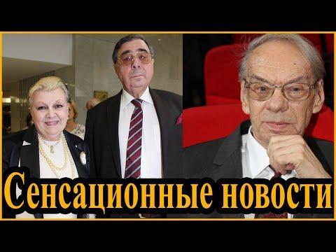 Друг семьи Баталовых поведал, как Цивин вел базу данных на всех пожилых актеров