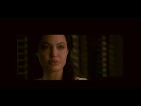 Фильм  Соблазн. Джоли и Бандерас. Красивое признание в любви.