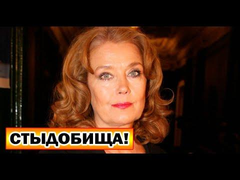 Ирина Алферова поражена тем, как власти поздравили её маму на 9 мая