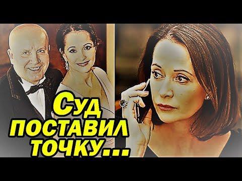 Ольга Кабо осталась без имущества после развода с мужем