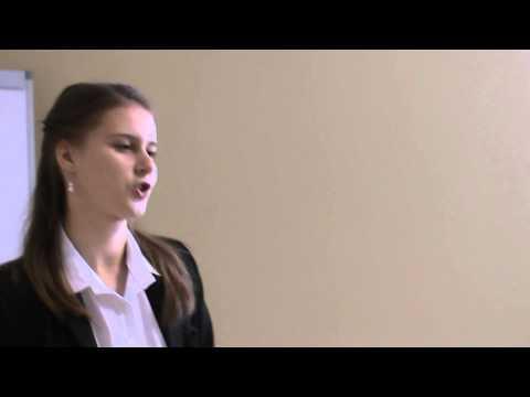 Екатерина Астахова читает Василия Жуковского, «Перчатка»