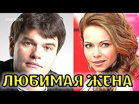 Яркая красавица: А вы видели жену актера Евгения Дятлова? Они невероятно красивая пара!