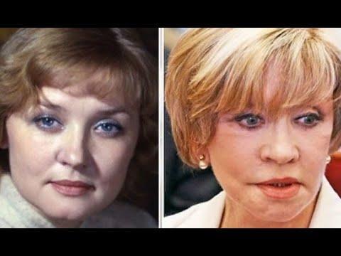 77-летняя Вера Алентова «исправила» лицо и стала выглядеть...