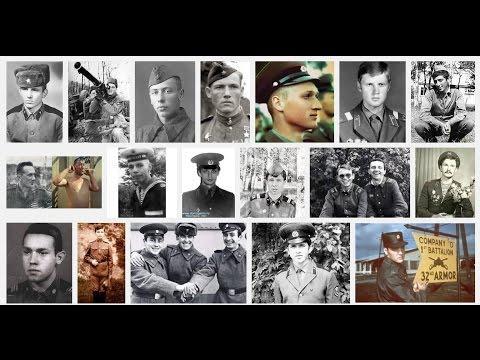 Знаменитости в армии