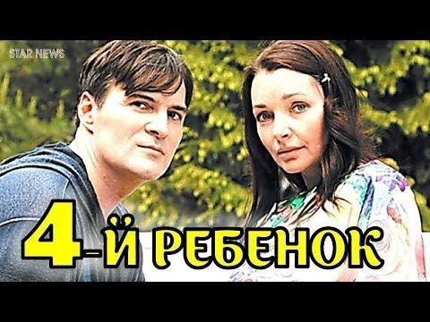 Прибавление в звездном семействе: актриса и многодетная мама Наталия Антонова